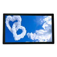 Wall Mounted 21.5inch Android WIFI All In One PC With Touchscreen