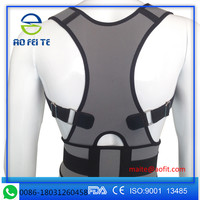 Adjustable Posture Support Back Brace - Relieves Neck, Back and Spine Pain Improves Posture