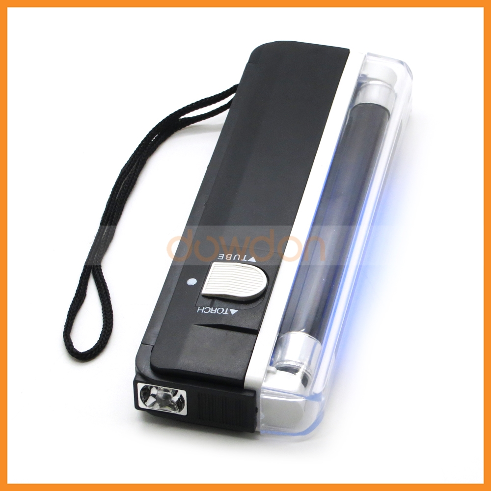 2 in 1 Fake Money Detector UV Torch