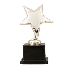 Wholesale China Metal Custom Trophies Gold Star Award Trophy Cup