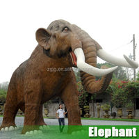 Animal and dinosaur manufacturer in Zigong