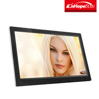 7 8 10 12 15 17 19 22 inch battery operated full HD digital photo frame for advertising digital photo frame