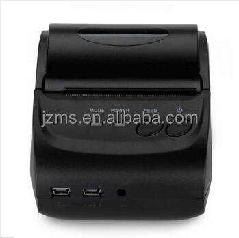 Portable Tablets Android IOS Smart Phone iPhone Samsung Bluetooth Mobile Thermal Receipt Printer MS-5802LD/DD
