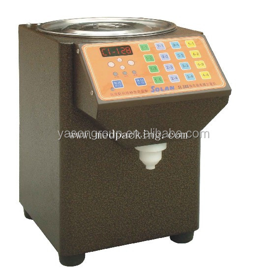 Best Seller Bubble Tea Shaking Machine Syrup Dispenser used in Bubble Tea Store