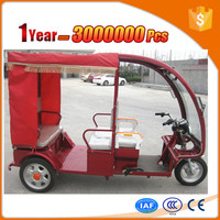 chinese 7 passengers electric pedicab