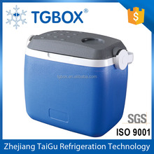 Car Refrigerators Mini Cooler No Battery PP+Eps Insulation Ice Box for Cool Warm Drink