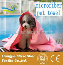 Wholesale waterless dog pet microfiber towels auto detailing wax drying cloth black color