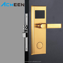 Stainless Steel Hotel Electronic RFID Card Lock Key Management System