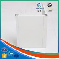HC/Q Suitable price aluminum honeycomb plastic wall insulated decorative exterior metal siding panel
