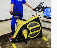 2015 new arrival indoor use exercise bike with screen PD02/bike spinning /sports bike