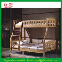2016 Kids furniture cheap price top quality bunk bamboo beds
