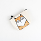 Anhui 2017 Customized Lovely Animal Printed PU Coin Purse Zipper Coin Purse Pouch Key Bag Student Wallet