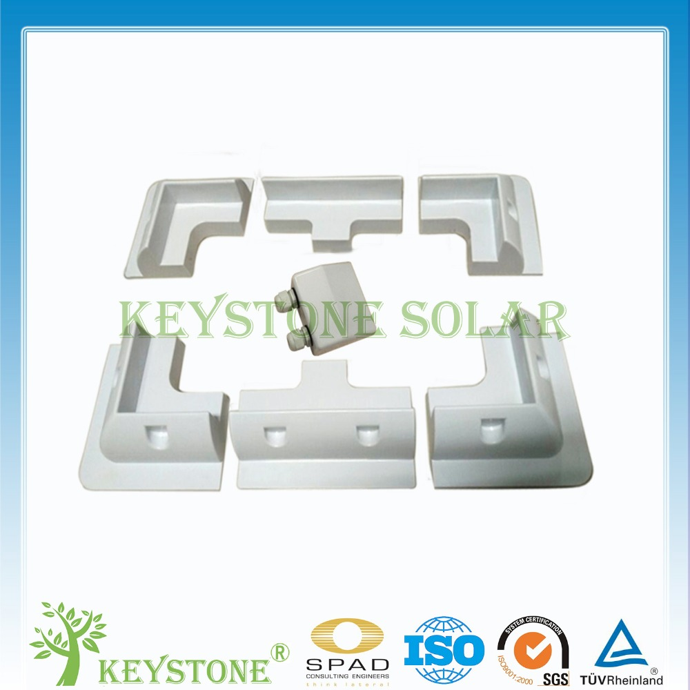 ABS Plastic Solar panel mounting