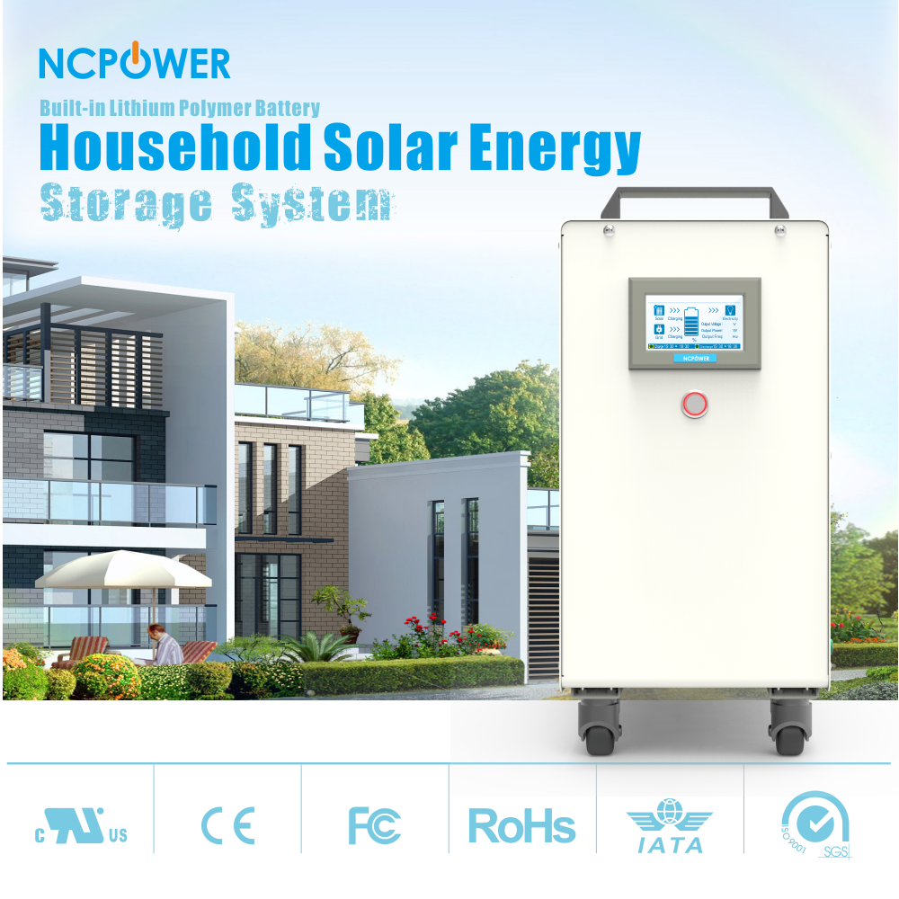 3.2kw solar power system lithium ion battery Solar Energy Storage System