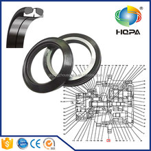 Excavator Parts SK135 SK115 Travel Reduction Gear Box Floating Oil Seal YX15V00003R500