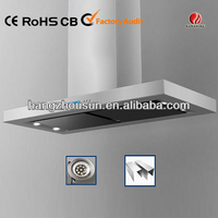 1200mm commerical Island cooker Hood (CE approved)