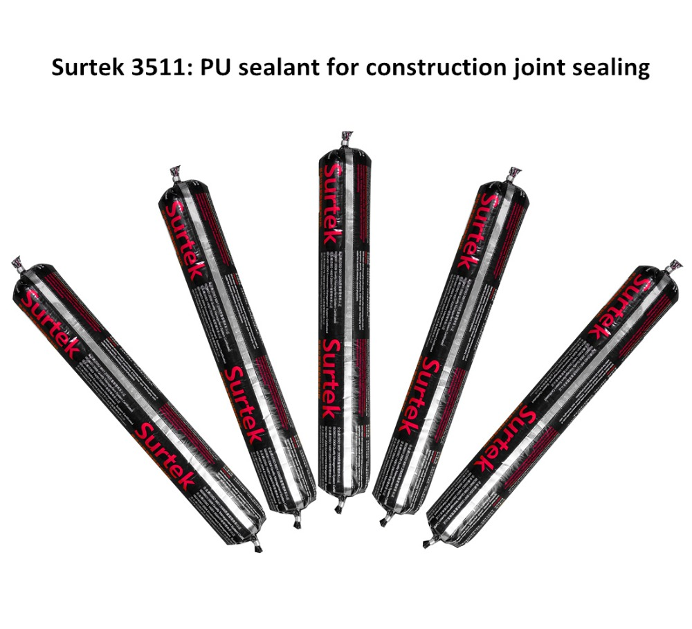 one component polyurethane sealant for construction concrete joint caulking and sealing