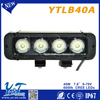 Y&T 40w Truck black&White led Light Bar For Brake Light 40w SUV Auto