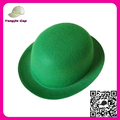 2016 Fashion Style Round Top Party Hats Derby fedora green bowler hat