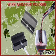 Portable Best Price Of Glass Mini Wine Aerator Pourer (NT-TP733A)