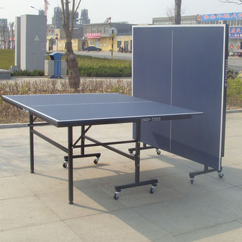 Table Tennis Table Indoor