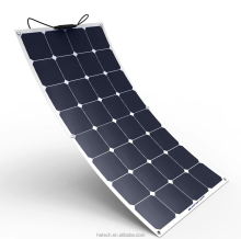 Sunpower ETFE 100w semi flexible solar panel
