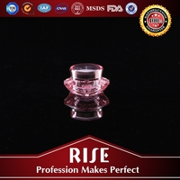 Best selling Top quality Plastic 3ml cosmetic jar