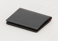RFID Blocking Leather Credit Card Sleeve