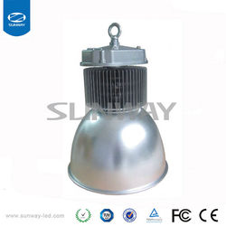 led factory lighting 120w high bay&led high bay pc cover 120w