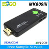 HOT selling~mk809iii mini pc android 4.2 rockchip rk3188 a9 2gb ram 8gb rom 1.8ghz smart google tv box----MK809III