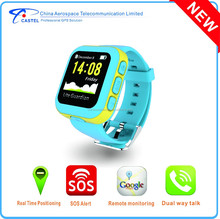 android smart watch with free APP for kids gps tracking