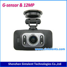 NEW ARRIVAL SHIELD HD 1080P CAR BLACK BOX mini dash camera 2ch full hd car video recorder with gps and g-sensor function