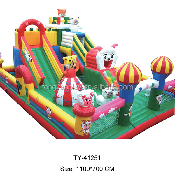 inflatable water park equipment for sale, used kids inflatable water slides