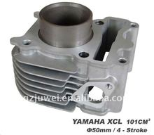 Motorcycle parts XCL 101cm3 motorcycle cylinder block