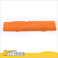 Wholesale Auto Spare Parts Racing Car Orange Aluminum Engine Cover