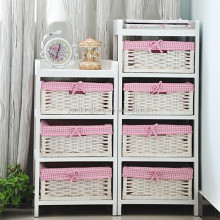 Wholesale white wooden storage bedroom cabinet furniture