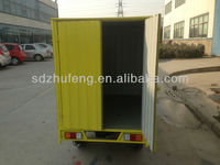 China powerful delivery vans for sales