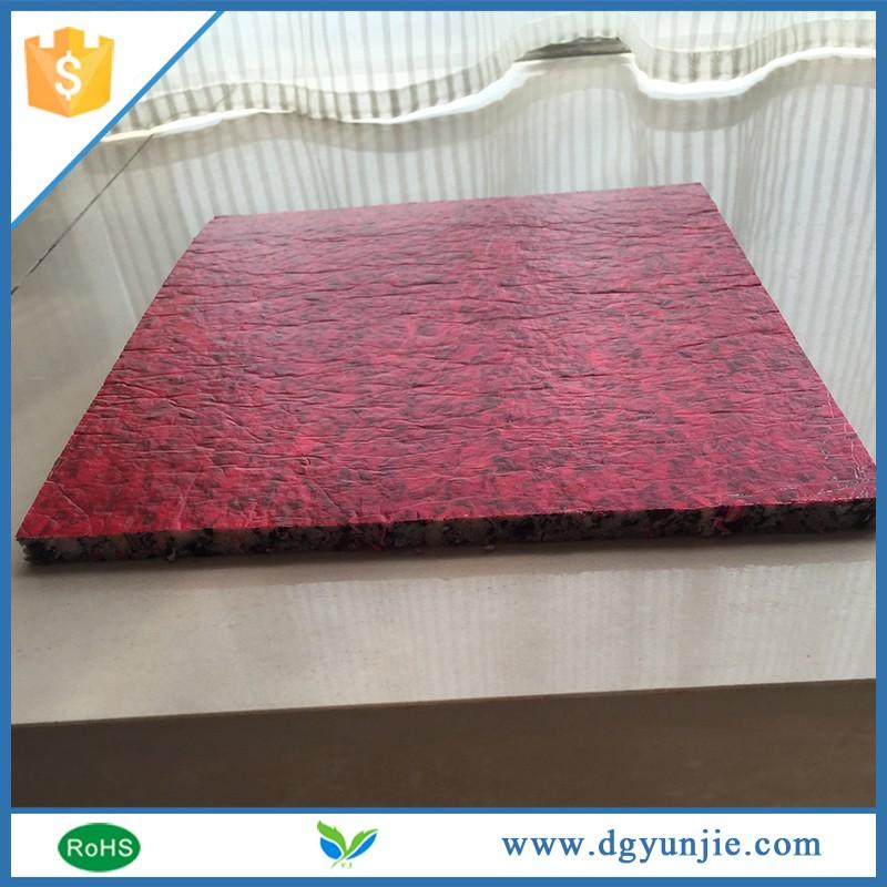 Alibaba China Wholesale Anti Slip Carpet Underlay By Rebond Foam