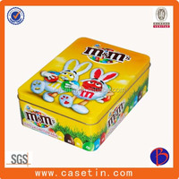 2015 hot selling tin box factory