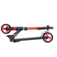 Aluminum Foot Pedal Kick Scooter for Kids