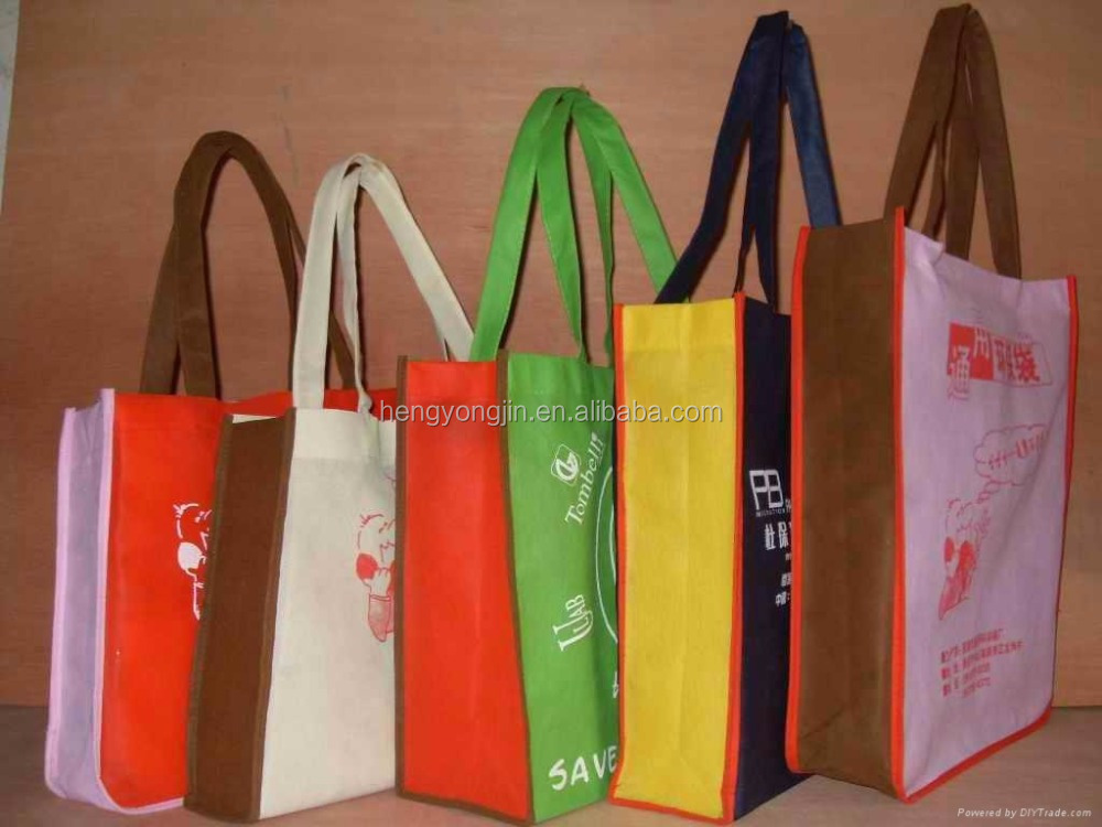 Non-woven Material and Thermal,Handled Style Lunc PP non woven bags