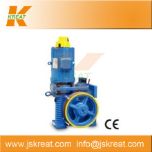 Elevator Parts|KT41T-YJ140|Elevator Geared Traction Machine|elevator motor price