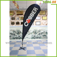 Quality and quantity sured beach flag pole flexible flag rod