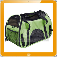 Tote Soft Sided Bag Airline Approved Pet Carrier For Dogs