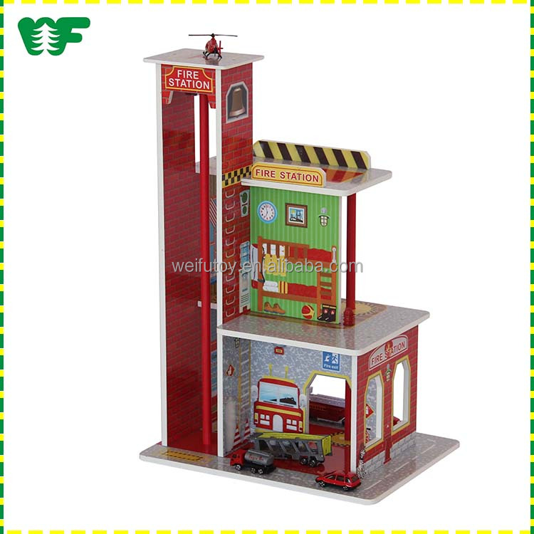 New products wooden toy doll house manufacturer