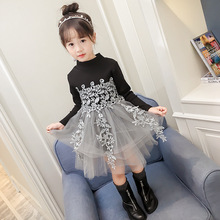 2019 New Design Beautiful High Quality Children <strong>Girl's</strong> <strong>Dresses</strong>