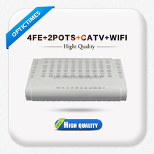 2 FE with CATV onu cabinet