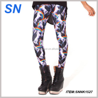 Horse print leggings