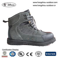 New Designed Durable Leather Wading shoes For Men