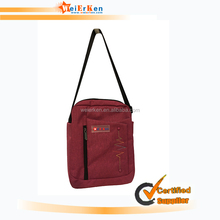 2016 Wholesale OEM branded custom shoulder bag